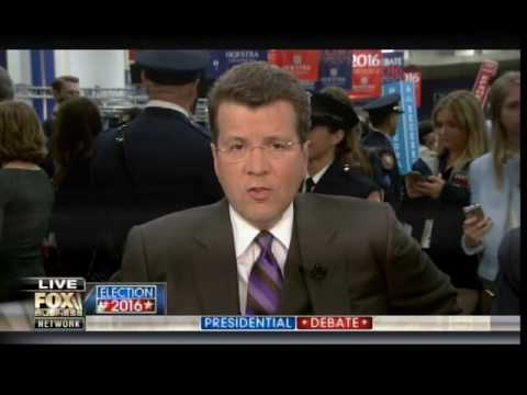 Neil Cavuto Just Busted MSM - Plays 2003 Trump Interview Where He Was Against War