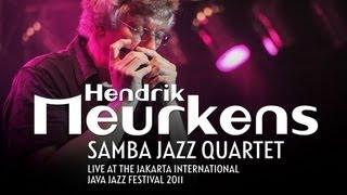 "Hendrik Meurkens Samba Jazz Quartet ""SAMBATROPOLIS"" at Java Jazz Festival 2011 -"