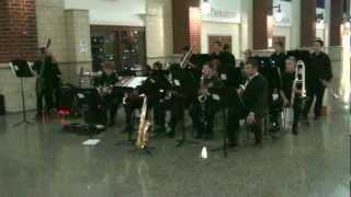 Cox Mill Jazz Ensemble-The Blues At Frog Bottom