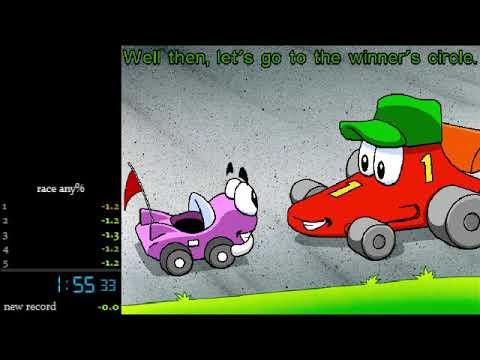 Putt-Putt Enters the Race - 1:55 |