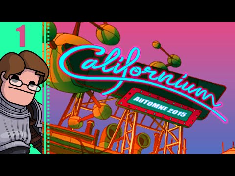 Let's Play Californium Part 1 - It's your lucky day, Mr. Green.