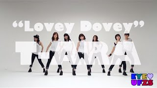 T-ara(티아라) - Lovey Dovey(러비더비) / Dance cover by UFZS (Studio ver2,)