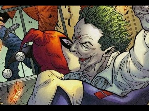 The Joker And Harley Quinns Relationship