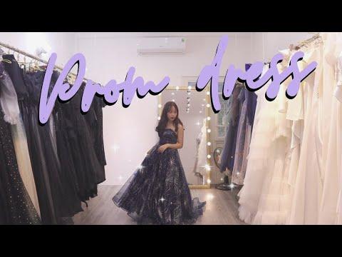 4 Địa Điểm Thuê Váy Dự Tiệc Theo Mọi Phong Cách 👑~ Chìm trong biển váy| BY BLING