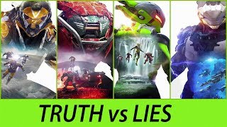 Anthem Quality Downgrade ( The TRUTH vs The LIES )