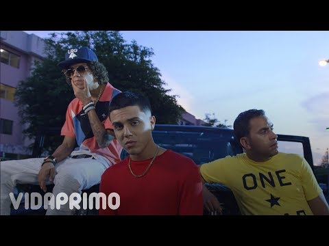 Jon Z x Darkiel X Boy Wonder CF - Te Llam� Borracho [Official Video]