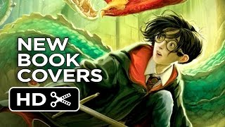 First Look: New Harry Potter Book Covers (2014) HD