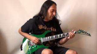 Hair Metal Solos #17 - Long Way To Love - Britny Fox - Marc Snow