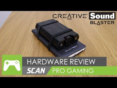Creative SoundBlaster E5 USB DAC / Amp / External Soundcard