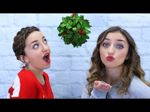 Double Dare: Kissing Challenge at the Mall! | 12 Days of Vlogmas {Day 9}