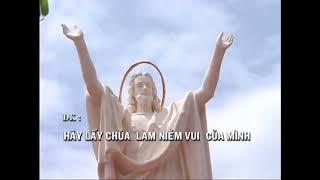 Tin tưởng Ký thác vào Chúa - Lm. Fa Thăng - Karaoke