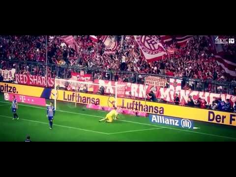 Mario Gotze - Bayern Munich 2014 HD