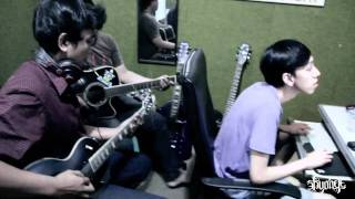 Diary of skyoneye's recording session