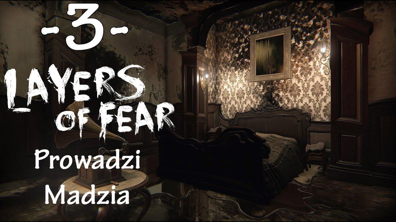 Layers of Fear #03 – Farba