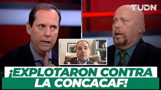 ¡Adiós Libertadores! CONCACAF se 'inventa' cambios y CIERRA las puertas a México | TUDN