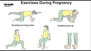 بالفيديو: كيف تحضرين جسمك قبل الحمل لتجنّب آلام الظهر؟