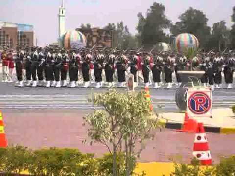 كلية الضباط الاحتياط - حرس الشرف - د143