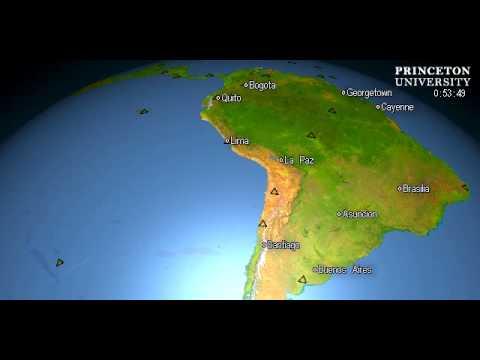 Magnitude 7.1 Quake, NEAR COAST OF PERU