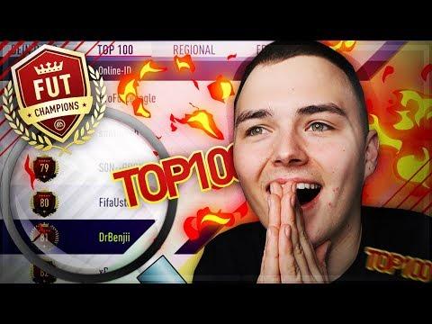 FIFA 18: BENJI IN DER TOP 100 !! ...