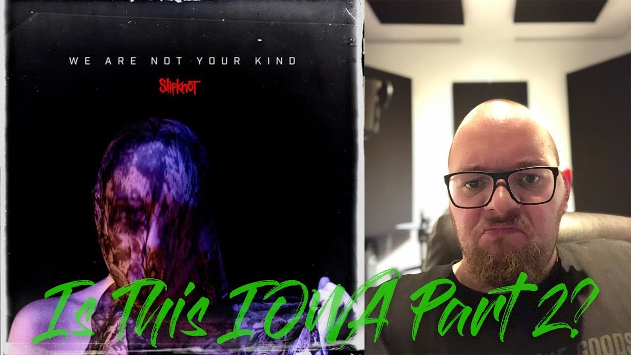 Producer Reacts To We Are Not Your Kind
