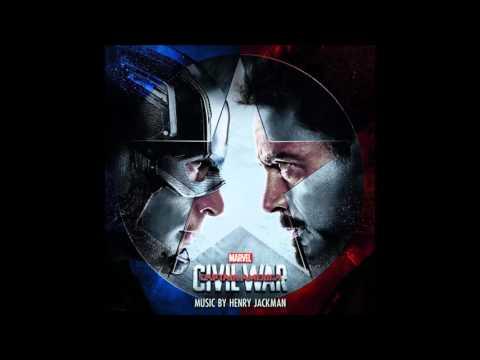 Captain America Civil War Soundtrack - 20 Cap's Promise by Henry Jackman