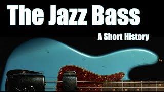 The Fender Jazz Bass: A Short History