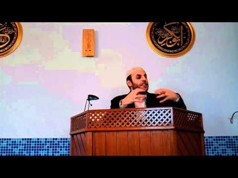 Mr. Qazmedin Shaqiri (Bremen) - Devotshmëria e Allahut është rrugdalje