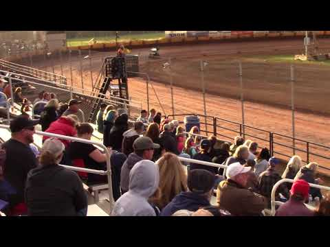 Sunset Speedway - Banks, OR - Micro 600R Heat Race - Sept. 8, 2018