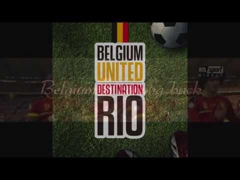 BELGIUM UNITED : DESTINATION RIO (RED DEVILS GO TO BRAZIL)