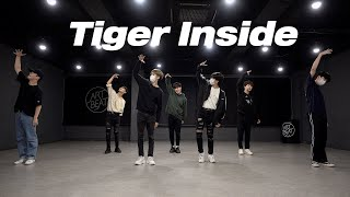 Download lagu SuperM - 호랑이 Tiger Inside (Boys ver.) | 커버댄스 Dance Cover | 거울모드 Mirror Mode | 연습실 Practice ver.