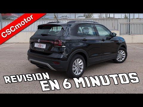 Volkswagen T-Cross   2019   Revisión rápida