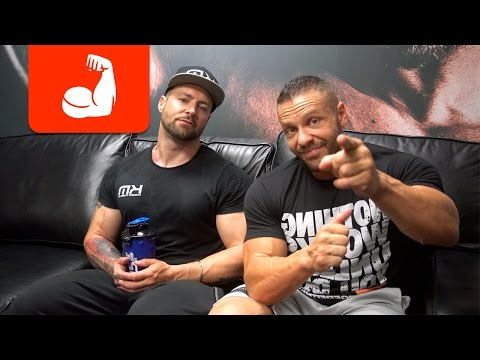 Introduction to Kris Gethin's Pump and Flush Series | Tiger Fitness