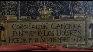 Presentacion del cartel de la Coronación (Hollywood Huelva)