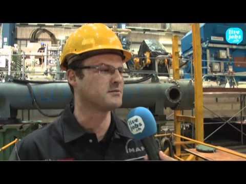 Job Montage, Inbetriebsetzung, MAN Diesel & Turbo