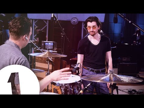 Arctic Monkeys – I Bet You Look Good On The Dancefloor  at Maida Vale