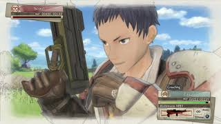 Valkyria Chronicles 4 part 1