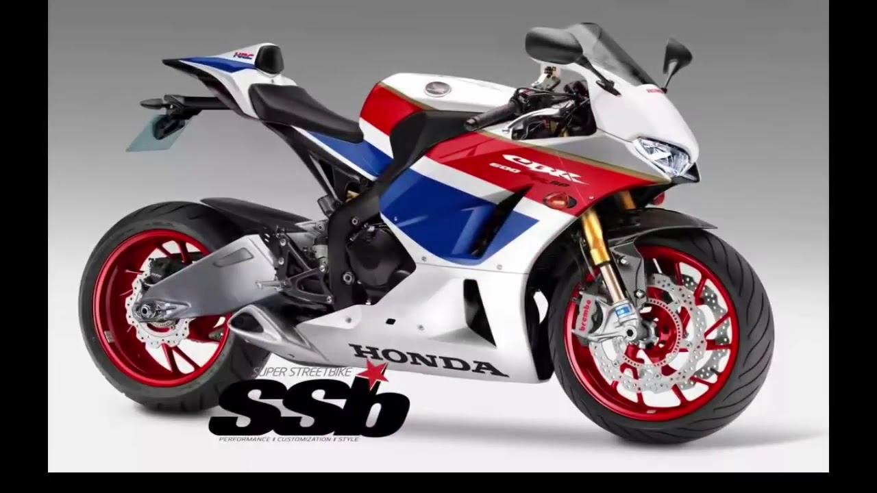 Honda Cbr 600 2018 >> 2018 yeni Honda CBR600RR SP - YouTube