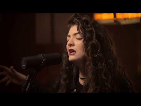 Lorde - Buzzcut Season - Live @ The Orange Lounge