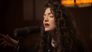 Lorde - Buzzcut Season - Live @ The Orange Lounge