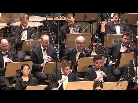 George Gershwin -  Rhapsody in Blue -  Kokits -  Albertin - Qatar Philharmonic Orchestra