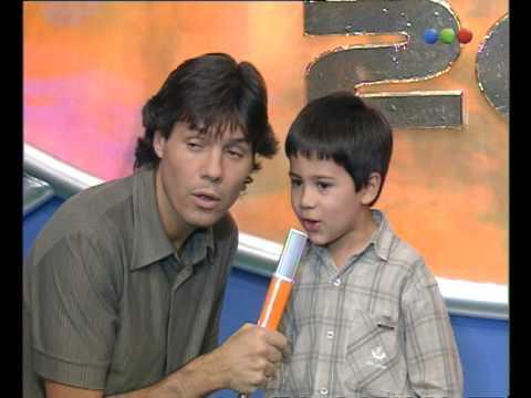 Federico Cuanta Chistes y Canta - Videomatch