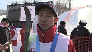 デュアルモーグル堀島が優勝 札幌冬季アジア、フリースタイルスキー