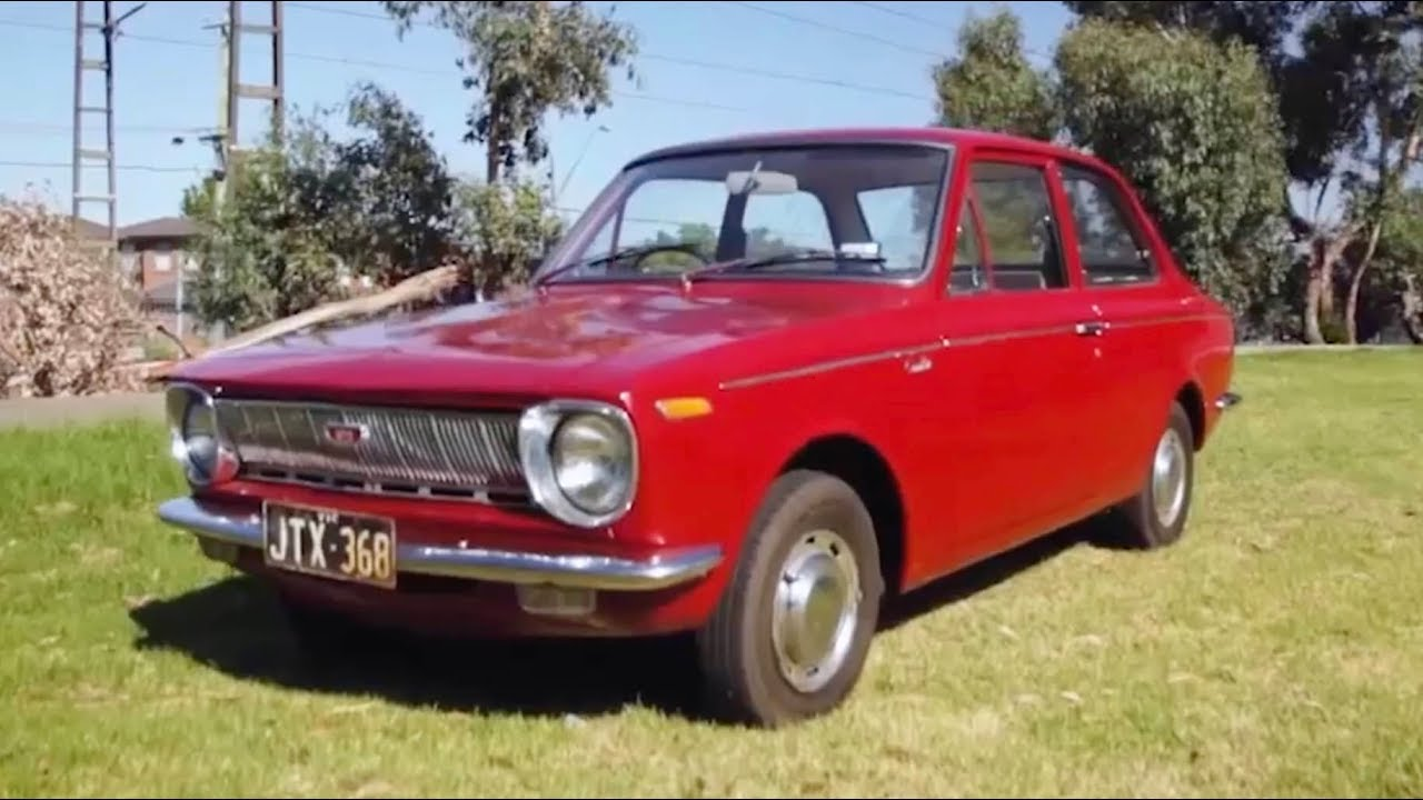 Toyota Corolla - Shannons Club TV - Episode 83