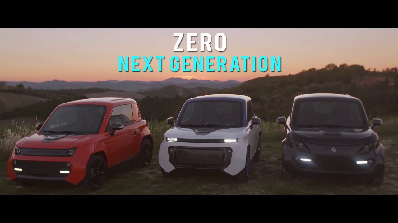 TAZZARI EV NEXT GENERATION ZERO - 2017