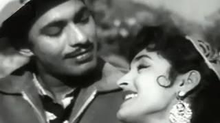 Sach Bata Tu - Nutan, Asha Bhosle, Talat Mehmood, Sone Ki Chidiya Song