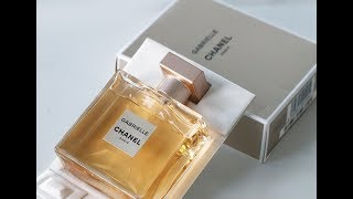 Обзор аромата Chanel Gabrielle. Женская парфюмерная вода Шанель Габриель