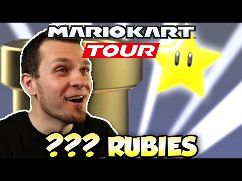 🔴 How Many Rubies To Pull Pauline (Party Time) & Pink Gold Peach? - Mario Kart Tour