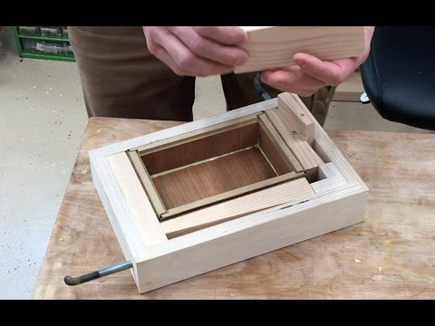 Box Clamping Frame
