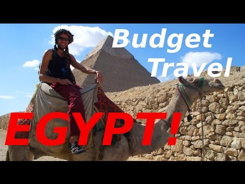 A Budget Traveler's Tour of Egypt & the Great Pyramids