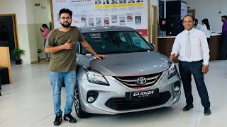 Toyota Glanza कार को खरीदने से पहले इस वीडियो को देखें | Toyota Glanza First Impression